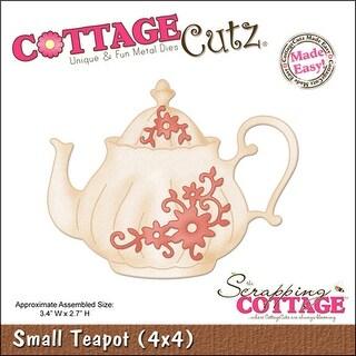 "CottageCutz Die-Small Teapot 3.4""X2.7"""