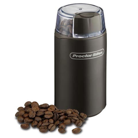 Proctor Silex 80300 Fresh Grind Coffee Grinder, Black