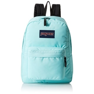 JanSport Classic SuperBreak Backpack - Aqua Dash - aqua dash
