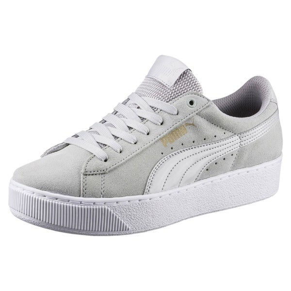 663a25983d94 Shop PUMA Women s Vikky Fashion Sneaker - Free Shipping On Orders ...