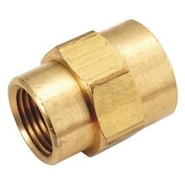 AMC 3/8X1/8 Brass Reduc Cpln