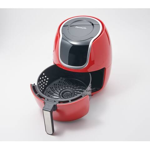 PowerXL Vortex 1500W 5qt 7-in-1 Digital Air Fryer w/Presets