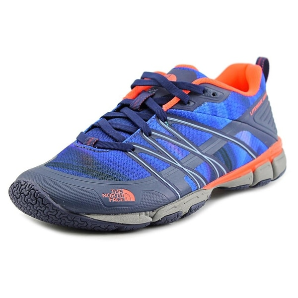 The North Face Litewave Ampere Women Round Toe Synthetic Blue Walking Shoe