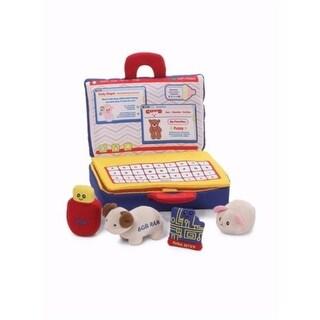 Gund 181049 5 Piece My First Laptop - Toy-Playset