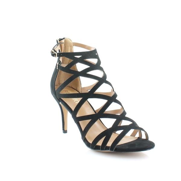 Report Kareena Women's Sandals & Flip Flops Black