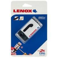 "Lenox 1771954 Bi-Metal Speed Slot Hole Saw, Vari-Tooth Design, 1"""