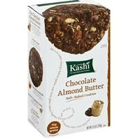 Kashi - Almond Butter Chocolate Cookies ( 6 - 8.5 oz boxes)