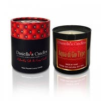Aqua Di Gio Type Men's Jewelry Candle