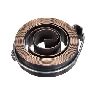 Drill Press Spring Quill Feed Return Coil Spring Assembly 1800mm 67x19x1mm - 1 x 19 x 1800mm