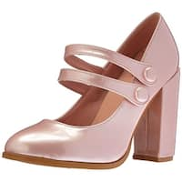 N.Y.L.A. Women's Loyel Dress Pump