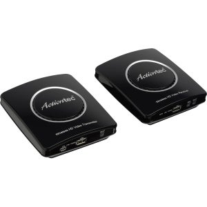 Actiontec Electronics, Inc. - Mywirelesstv2 Hd Video Kit Replaces Cumbersome Hdmi Cables With Wireless Technol