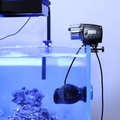 Automatic Auto Fish Food Feeder for Aquarium