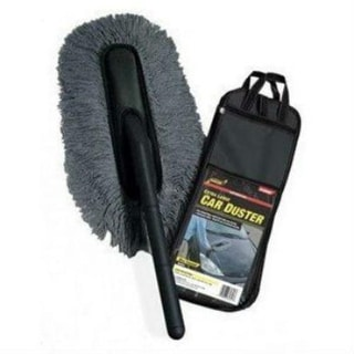 SM Arnold 25-618 Car Duster Treated With Pouch, Large