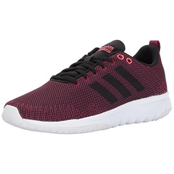 Adidas Womens Cf Superflex W, Mystery Ruby/Black/Shock Red