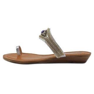 INC International Concepts Womens Brae Open Toe Casual Slide Sandals (More options available)