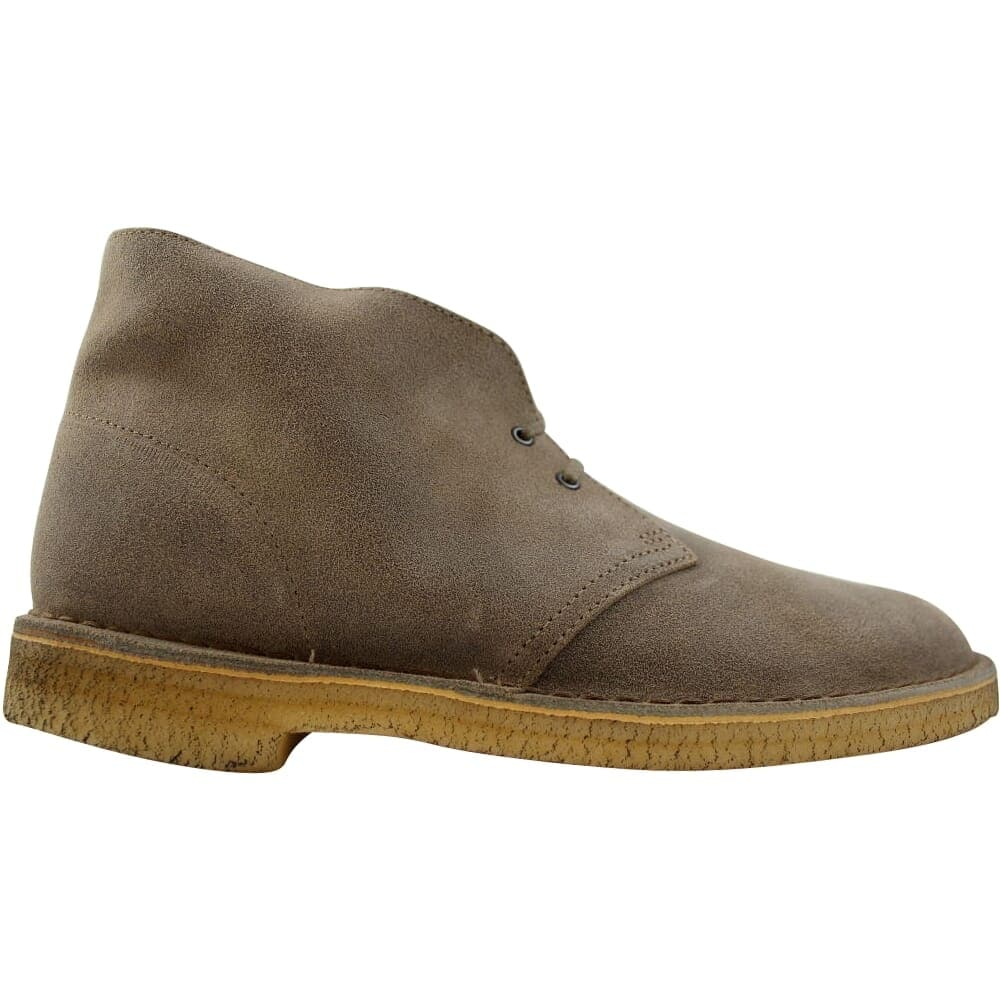 Clarks Desert Boot Taupe Suede 26110054