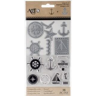 Art-C Stamp & Die Set-Nautical