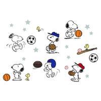 Bedtime Originals Snoopy™ Sports Baseball, Basketball, Football & Soccer Wall Decals/Appliques