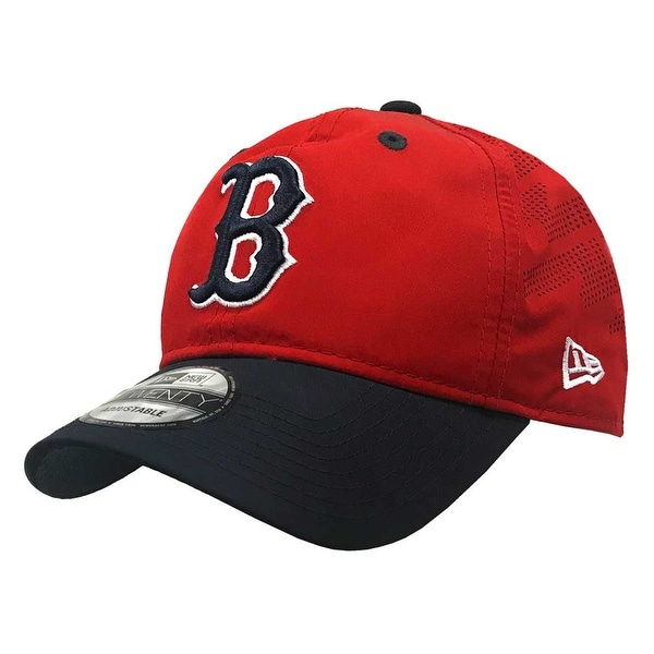 86551e1a9 ... clearance new era mlb boston red sox batting practice baseball hat  9twenty cap edf04 14383 ...