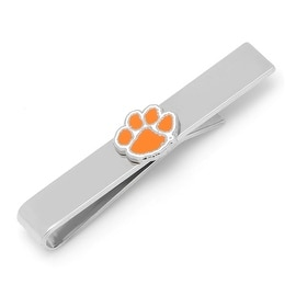Clemson University Tigers Tie Bar