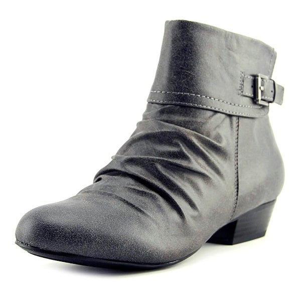 Wear.Ever. Talen Women Dark Grey Boots