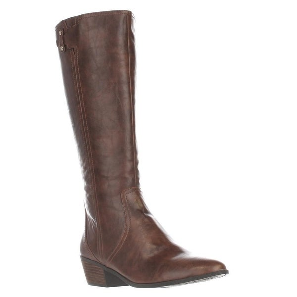 Dr. Scholl's Brilliance Riding Boots, Whiskey