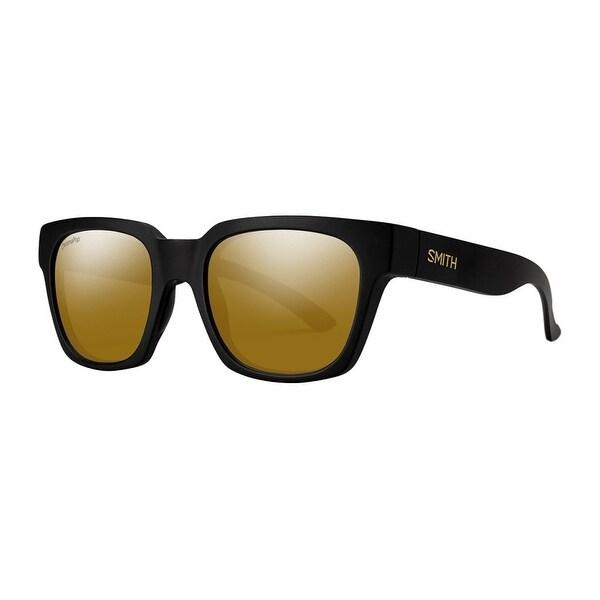 c7a98641483 Shop Smith Optics Sunglasses Adult Comstock Thick Square Bronze Mirror CMCP  - david luiz chromapop polarized bronze mirror - One size - Free Shipping  Today ...