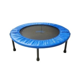 Upper Bounce 36 inch Mini Rebounder Fitness Trampoline