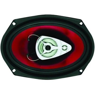"Chaos Exxtreme Series 6""x9"" 400 Watt 3-Way Full Range Speaker"
