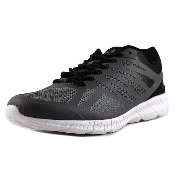 Fila Memory Speedstride Men Castlerock/Black/Metallic Silver Running Shoes