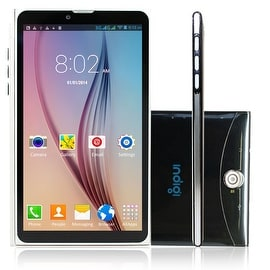 Indigi® 7inch Factory Unlocked 3G SmartPhone 2-in-1 Phablet Android 4.4 KitKat Tablet PC w/ WiFi + Bluetooth Sync