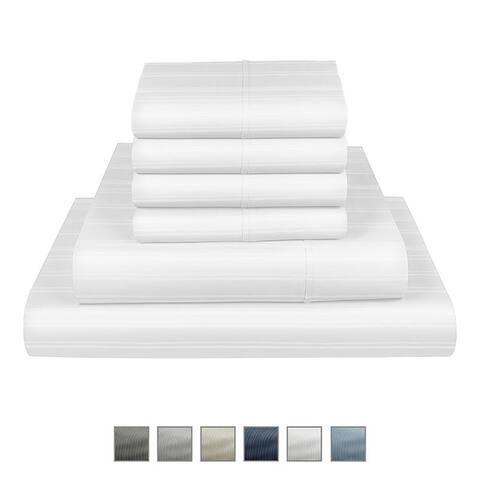 """Manhattan 1000 TC Cotton Sheet Set fits Mattress up to 17"""""""