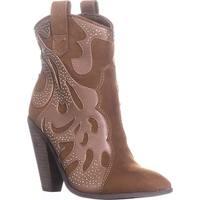 Carlos by Carlos Santana Sterling Cowboy Boots, Brown