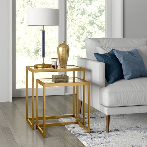 Rocco Nesting Side Table Set
