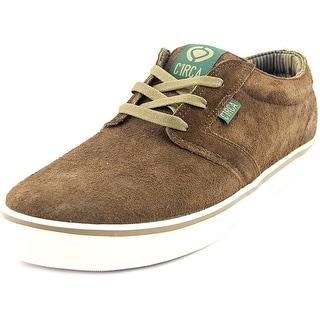Circa Hesh Men Round Toe Suede Sneakers
