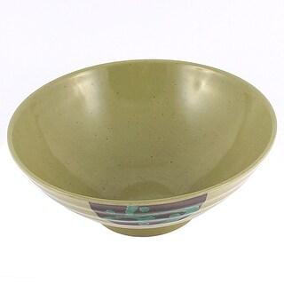 """Unique Bargains Restaurant Tableware Dinner Soup Salad Serving Bowl 6.5"""" Dia"""