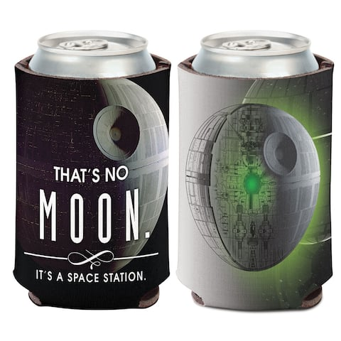 Star Wars Death Star 12oz Can Cooler