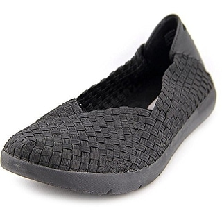 Baretraps Indiana Women Black Flats