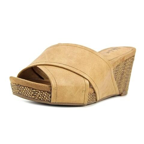 Style & Co. Womens Jilleep Open Toe Casual Platform Sandals
