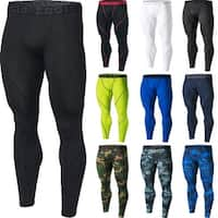 Tesla MUP19 Cool Dry Baselayer Compression Pants