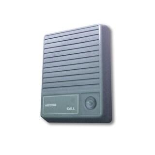 VALCOM VC-V-1074M Talkback Doorplate Surface Speaker- Gray