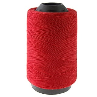 Unique Bargains For Tailor Red Cotton Sewing Thread Reel Line Spool