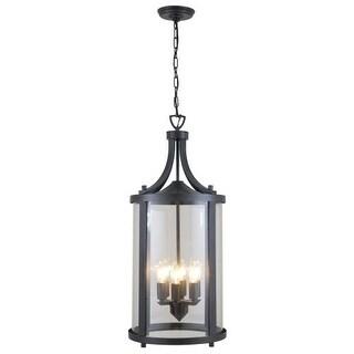 DVI Lighting DVP4476 Niagara Outdoor 6 Light Lantern Pendant