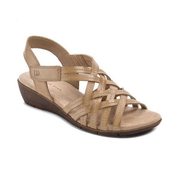 Wear.Ever. Fannie Women's Sandals & Flip Flops Tan