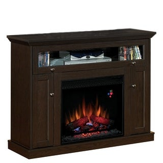 Classic Flame 23DE9047-PE91 Windsor Media Electric Fireplace