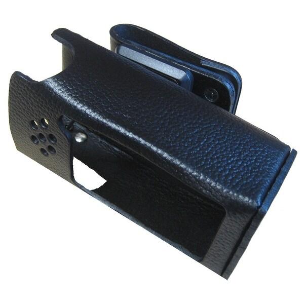 Standard Horizon Leather Case w/Swivel Belt Clip f/HX400 Handheld VHF