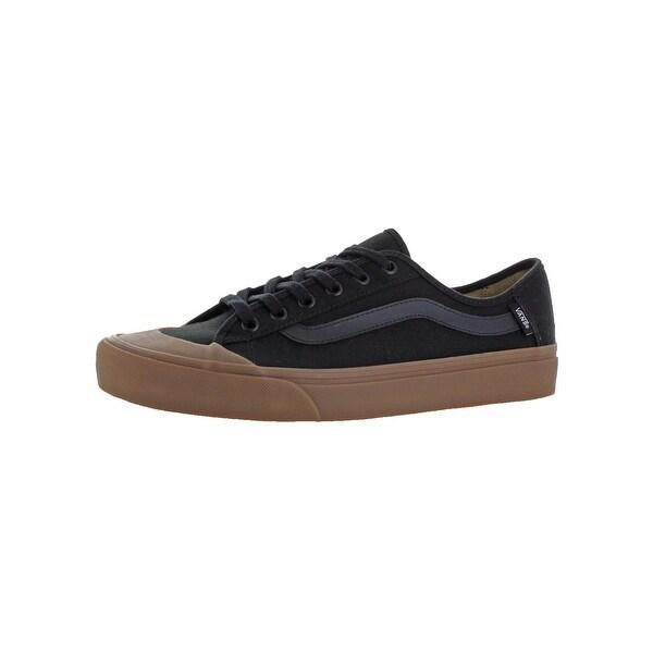 333c6e3501 Vans Mens Black Ball SF Fashion Sneakers UltraCush Skate - 10 medium (d)