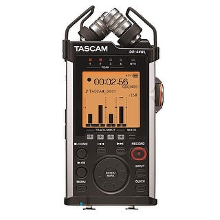 Tascam DR-44WL Handheld Portable Recorder with WiFi