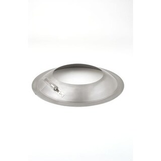 """Heat-Fab 4826SS 8"""" Pipe Size - Saf-T Ven EZ Seal - Storm Collar"""