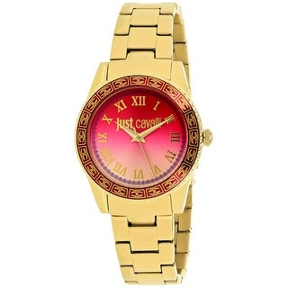 Just Cavalli Women's Sunset 7253202507 Pink Dial watch
